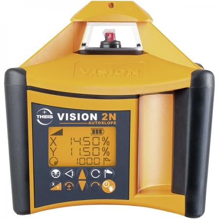 VISION 2N pro vodorovnou a svislou rovinu s digitálním sklonem osy X a Y