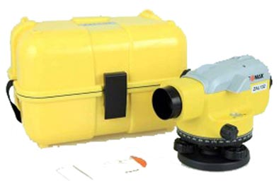 Geomax ZAL 124 - kalibrace a poštovné ZDARMA, záruka 3 ROKY, fotografie 3/2