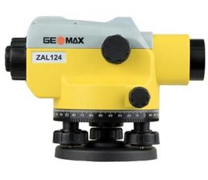 Geomax ZAL 124 - kalibrace a poštovné ZDARMA, záruka 3 ROKY