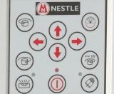 Nestle PULSAR HV-R pro vodorovnou a svislou rovinu a manuálně nastavené sklony v ose X a Y, fotografie 3/3