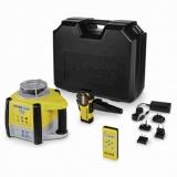 Geomax ZONE20 HV pro vodorovnou a svislou rovinu s dosahem 450 m a přesností +/- 0,75mm / 10m, fotografie 3/4