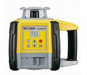 Geomax ZONE20 HV pro vodorovnou a svislou rovinu s dosahem 450 m a přesností +/- 0,75mm / 10m