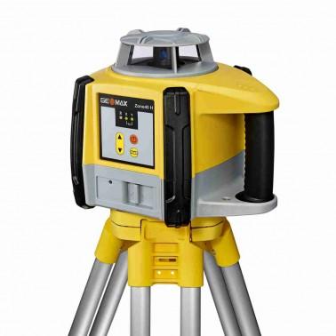 Geomax ZONE40 H pro vodorovnou rovinu a manuální sklon v ose X a Y do +/- 8 %, fotografie 3/4