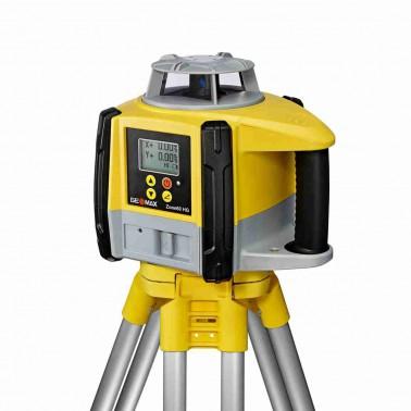 Geomax ZONE60 HG pro vodorovnou rovinu a digitální sklon v ose X a Y do +/- 8 %, fotografie 3/4