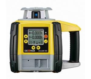 Geomax ZONE 60DG pro vodorovnou rovinu a digitální sklon v ose X a Y do +/- 15 %