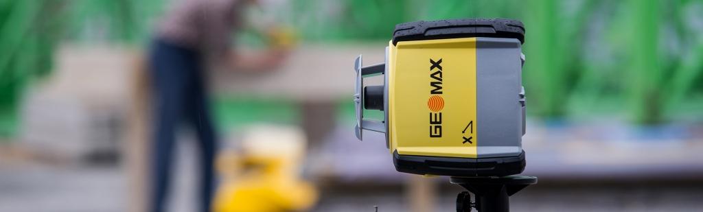 Geomax ZONE 60DG pro vodorovnou rovinu a digitální sklon v ose X a Y do +/- 15 %, fotografie 9/5
