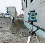 Rotační laser EL 515 pro vodorovnou a svislou rovinu, fotografie 9/5