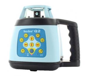 Hedü Q2 pro vodorovnou a svislou rovinu a manuální sklon v ose X a Y do +/- 10 %