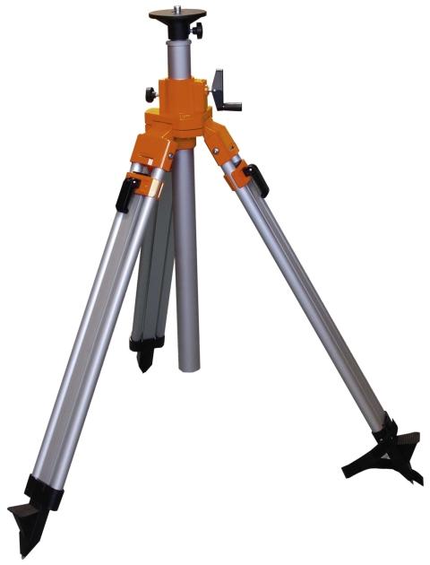 Nedo N616 střední klikový stativ s rychlosvěrami a rozsahem 78 - 203 cm