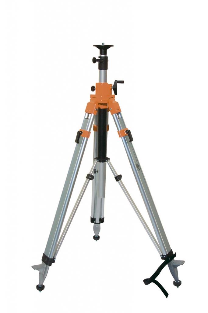 Nedo N680 těžký klikový stativ s rychlosvěrami a rozsahem 85 - 302 cm