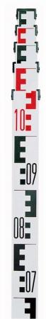 Nivelační lať NL15 s délkou 5 m a pouzdrem