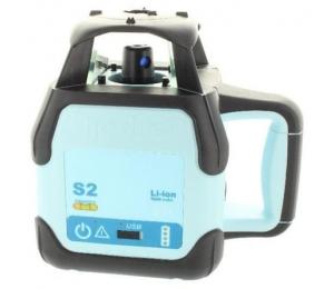 Hedü S2 pro obě roviny a manuální sklon v ose X a Y do +/- 10 % s dobíjením přes USB a Li-Ion aku