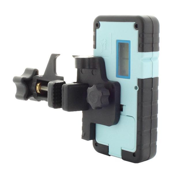 Hedü S2 pro obě roviny a manuální sklon v ose X a Y do +/- 10 % s dobíjením přes USB a Li-Ion aku, fotografie 1/6
