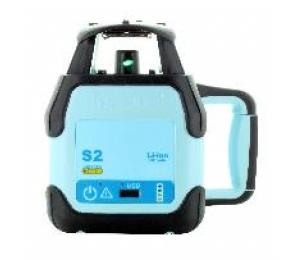 Hedü S2G pro obě roviny a manuální sklon v ose X a Y do +/- 10 % s dobíjením přes USB a Li-Ion aku