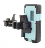Hedü S2G pro obě roviny a manuální sklon v ose X a Y do +/- 10 % s dobíjením přes USB a Li-Ion aku, fotografie 1/8