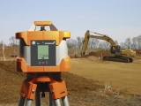 PRIMUS 2 H s přijímačem ACCEPTOR pro+ pro vodorovnou rovinu s urovnáním pomocí servomotoru, fotografie 9/6