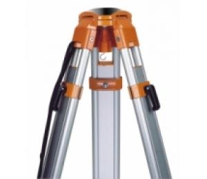 Nivelo N166 stavební stativ s kulovou hlavou, rychlosvěrami a rozsahem 105 - 165 cm