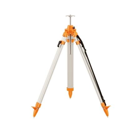 GeoFennel FS 40 stativ s výsuvným dílem s rychlosvěrami a rozsahem 95 - 186 cm