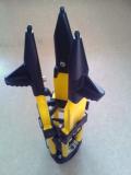 Nestle N374 s klasickou hlavou, autoaretací ramen a šrouby s rozsahem 90 - 170 cm, fotografie 5/5