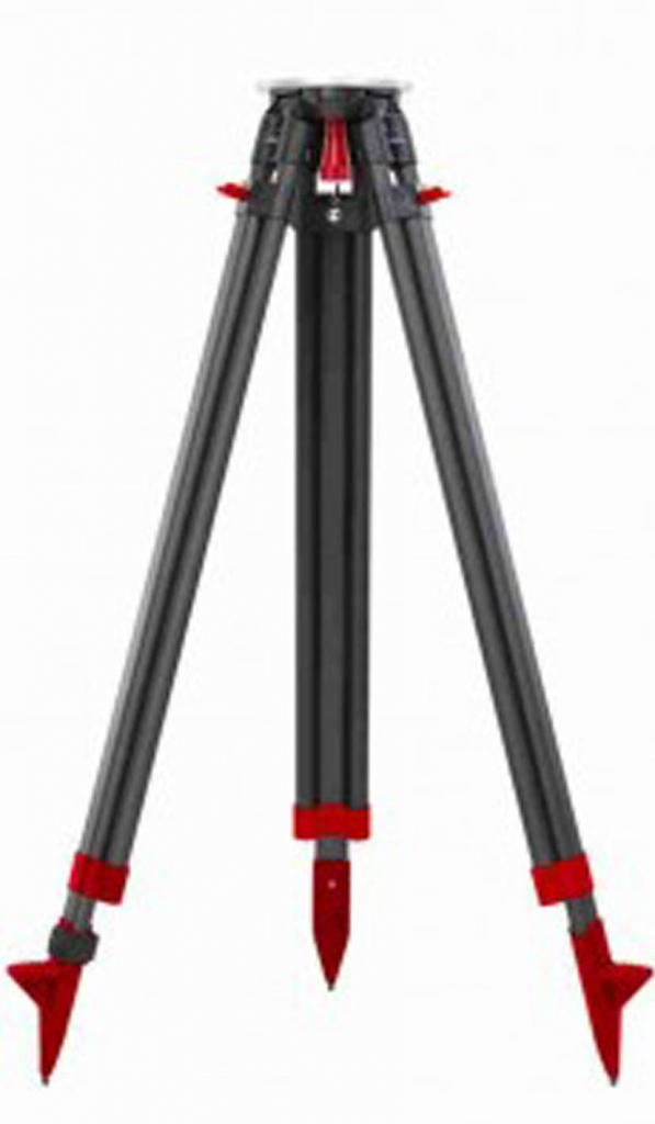 Nestle N707 karbonový stativ s kulovou odnímatelnou hlavou a šrouby s rozsahem 93 - 169 cm