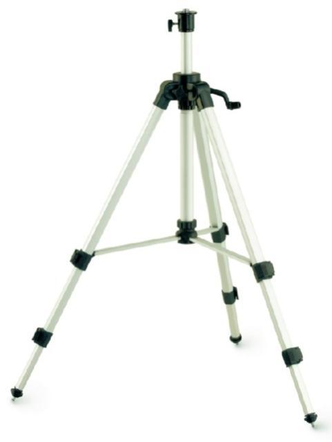 GeoFennel FS14 fotostativ s rychlosvěrami a rozsahem 57 - 161 cm