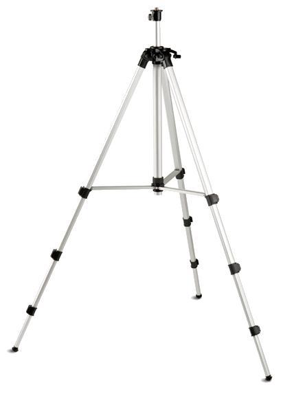 Nivelo N12 lehký klikový stativ s rychlosvěrami a rozsahem 73 - 244 cm