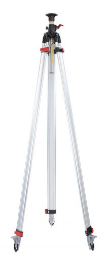 Nestle N342 profi klikový stativ s rychlosvěrami a rozsahem 200 - 394 cm