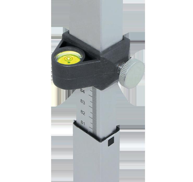 Laserová lať NL20 s délkou 2.4 m, fotografie 3/4