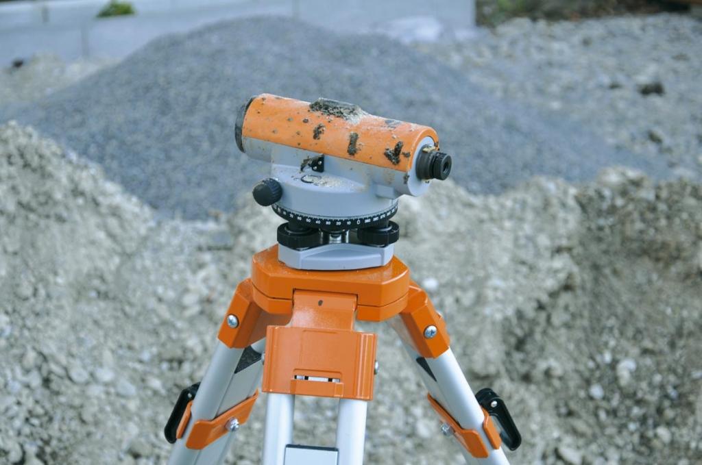 Měřicí přístroje pro stavební firmy