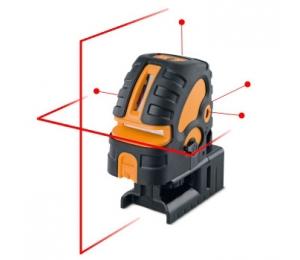 CrossPointer5 kombinovaný bodový a liniový laser