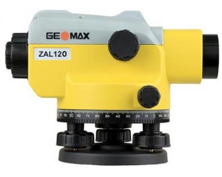 Geomax ZAL 120 - kalibrace a poštovné ZDARMA, záruka 3 ROKY