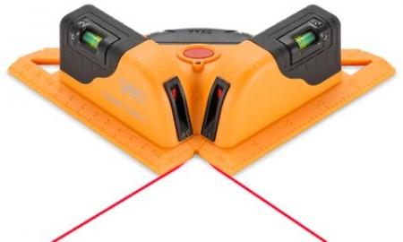 SquareLiner laserový úhelník