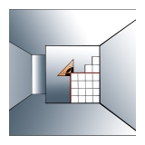 SquareLiner laserový úhelník, fotografie 1/1