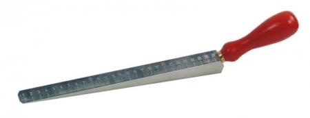 Měřící klínek MK27 pro měření nerovností v rozmezí 1 - 27 mm