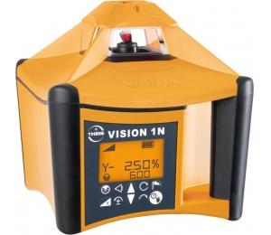 VISION 1N + přijímač FR45 pro vodorovnou rovinu a digitální sklon v ose X
