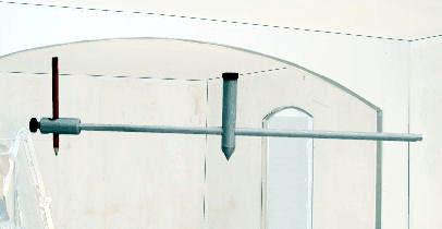 Měřící posuvné kružítko B24 do průměru 195 cm, fotografie 7/4