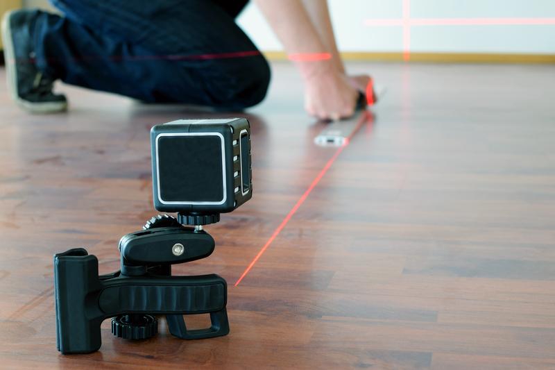 Křížové lasery využijete především v interiéru
