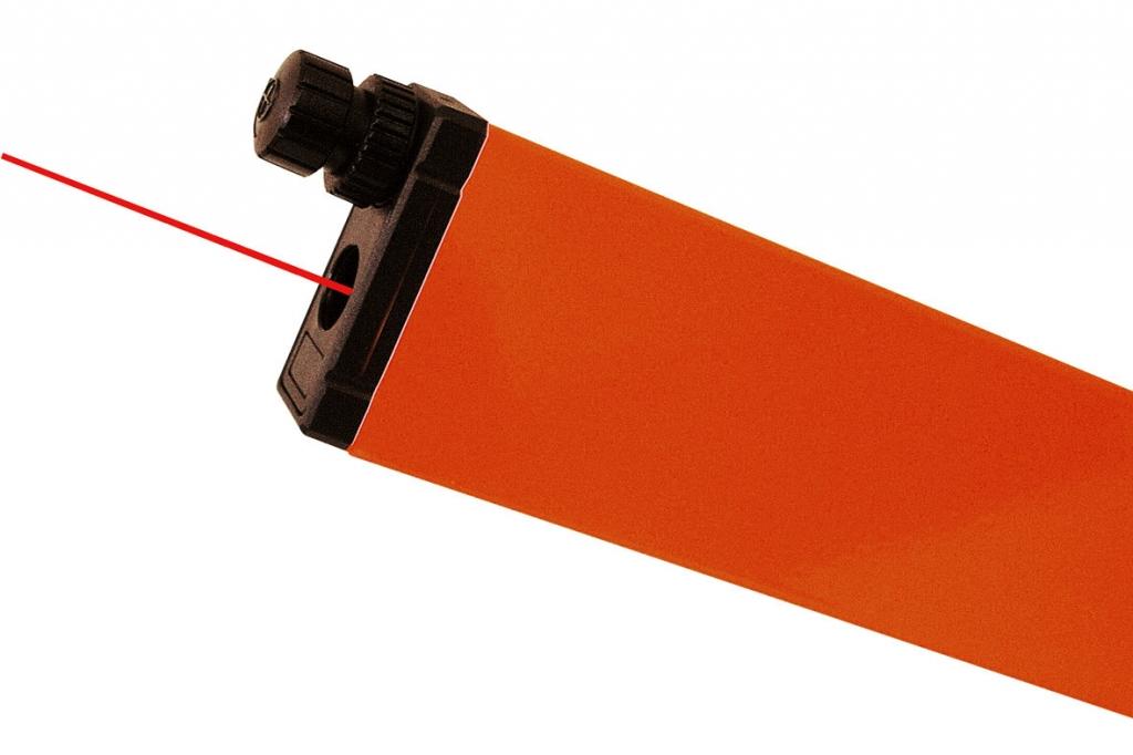 Profi digitální úhloměr LaserWinkeltronic 2 s délkou ramene 60 cm a 2x laserovým modulem, fotografie 5/4