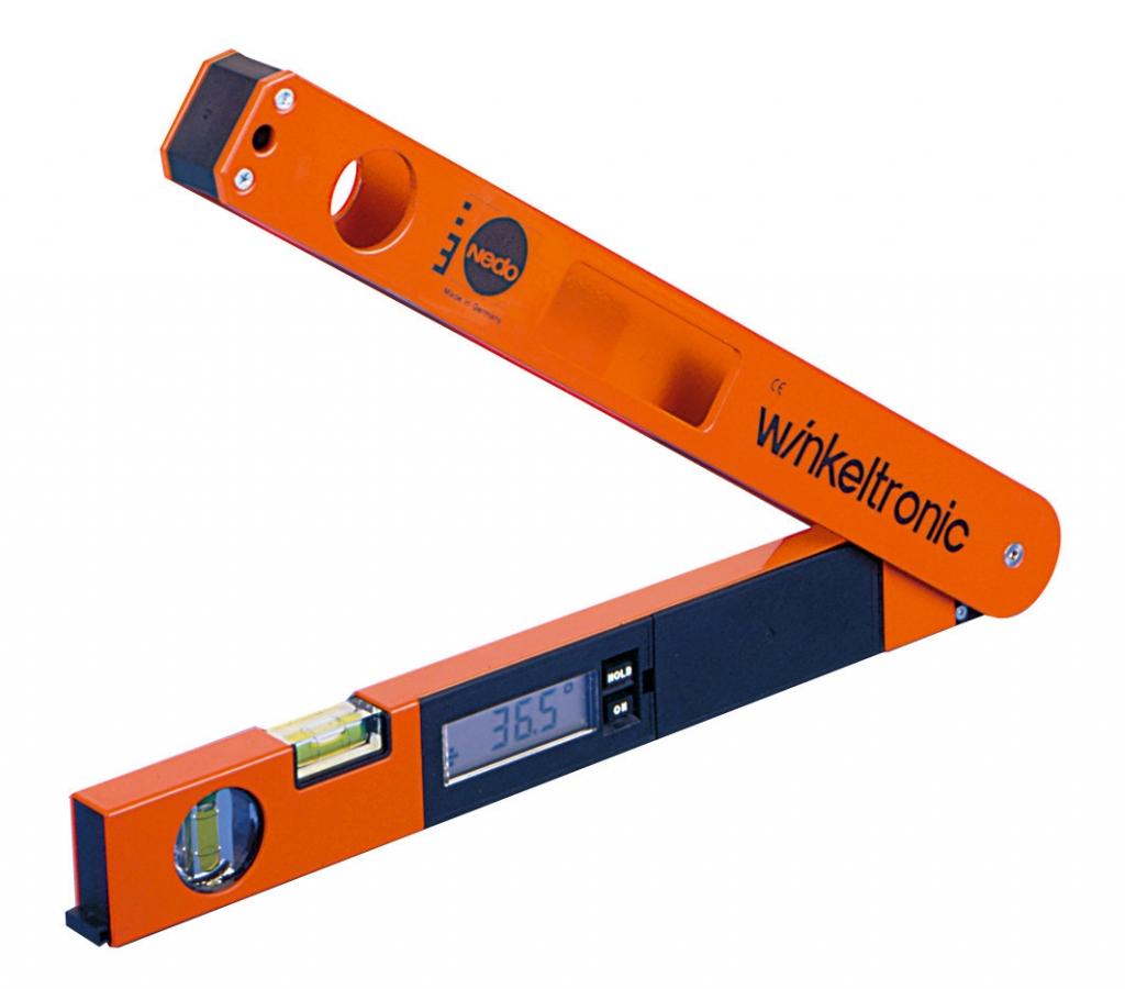 Profi digitální úhloměr Winkeltronic 45 s délkou ramene 45 cm