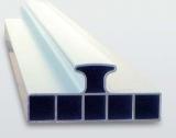 PLUS set pro podlaháře sestávající z 2 nastavitelných latí, 5 stahovacích kolejnic a 3 spojek, fotografie 5/9