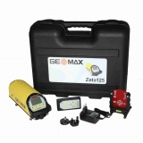Geomax Zeta 125S pro úzká potrubí s automatickým cílením na terč, fotografie 13/7