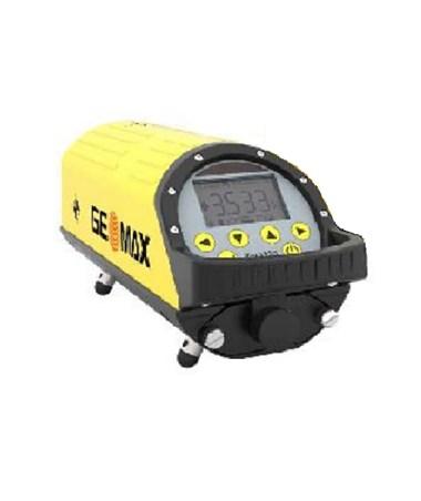 Geomax Zeta 125S pro úzká potrubí s automatickým cílením na terč, fotografie 3/7