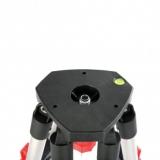 Nestle N131 střední hliníkový stativ s libelou, rychlosvěrami a rozsahem 90 - 170 cm, fotografie 1/3