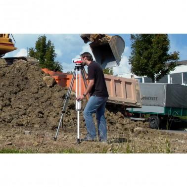 Nestle N131 lehký hliníkový stativ s libelou, rychlosvěrami a rozsahem 90 - 170 cm, fotografie 5/3