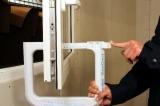 GlassCheck pro měření tloušťky skleněných panelů nebo izolačních skel až do 120 mm, fotografie 1/2