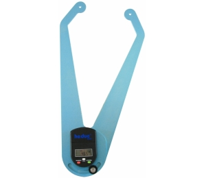 Kombinovaný digitální tloušťkoměr a úhloměr S301 s délkou ramene 42,5 cm