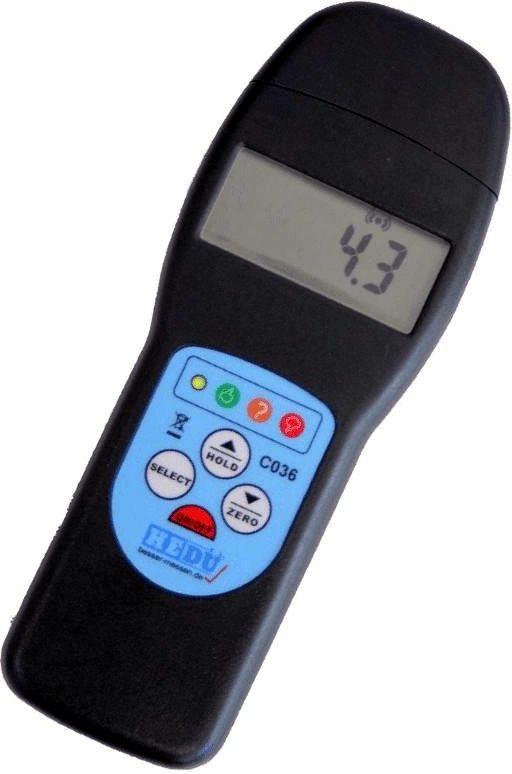 Digitální kontaktní vlhkoměr s hroty C036