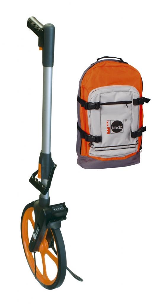 Profi měřící kolečko N115 s batohem