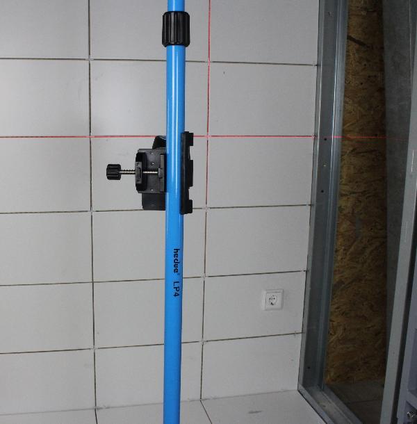 Výsuvná rozpěrná tyč LP4 s délkou 3.6 m, fotografie 3/3