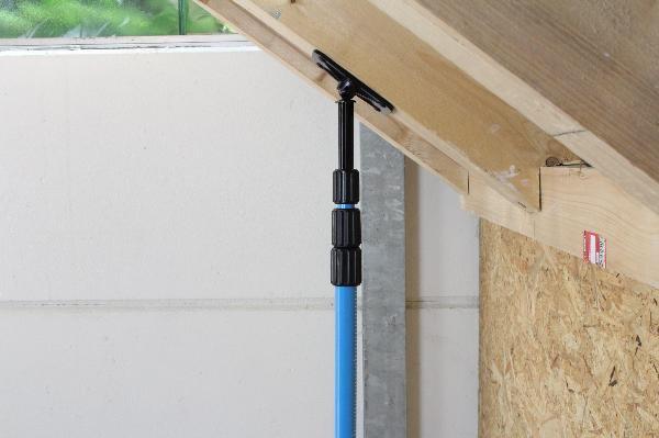 Výsuvná rozpěrná tyč LP4 s délkou 3.6 m, fotografie 5/3
